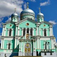 Серафимо-Дивеевский монастырь. Троицкий собор. :: Анатолий Борисов