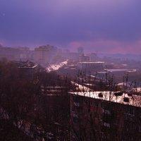 Дождь, солнце, закат :: Алена Маринц