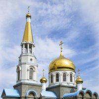 Храм Иоанна Богослова, г.Волжский :: Олька Н