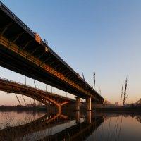 Москва-река :: Антон Богданов
