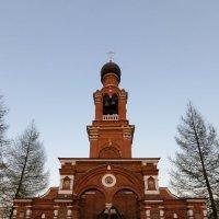 Храм преображения господня в тушино :: Антон Богданов