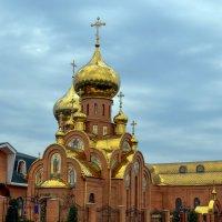 Церковь с.Боевое :: Руслан Михайлов
