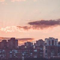 ванильный город :: Сергей Боровков