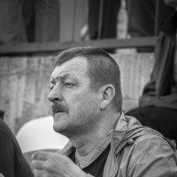 Лица с трибун :: Василий Либко