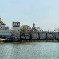 Новодевичий монастырь :: Екатерина Overon