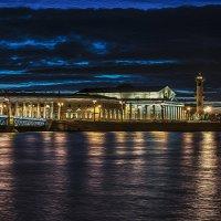 Вид на Васильевский остров :: Valerii Ivanov