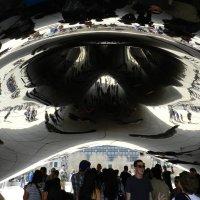 Инопланетяне приглашают землян в свой корабль... :: Юрий Поляков