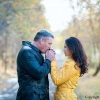 Денис и Наташа :: Александр Кузьмин