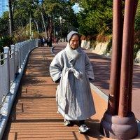 Корейский монах :: Ingwar
