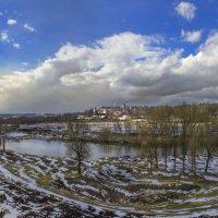 саввино-сторожевский монастырь :: юрий макаров