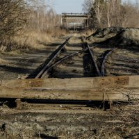 Road closed :: Dmitry Ozersky