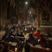 святая ночь :: человечик prikolist