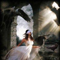 Только слепые люди верят в свет.Те у кого есть глаза… они не верят в свет;они просто видят его.Ошо :: Татьяна Тарасенко