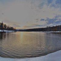Первый снег. :: Валерий Антипов
