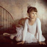 Балеринка. :: Анна Тихомирова
