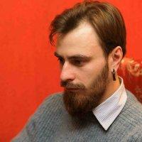 Портрет сына в интерьере. :: Борис Иконников