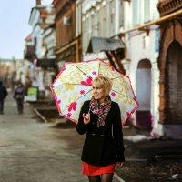 По старым улицам города :: Татьяна Курамшина