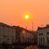 Старый город :: Татьяна Калугина