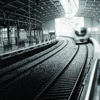 в ожидании поезда :: Ilona An
