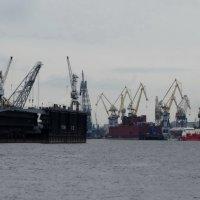 Санкт-Петербург. Порт :: Владимир Гилясев