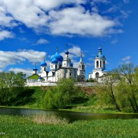 Боголюбовский монастырь. г.Владимир :: Анатолий Борисов