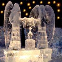 Ледяные ангелы :: Валерий Антипов