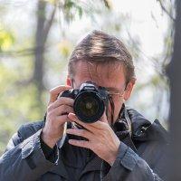 Я *мучаюсь* с Nikon или наоборот? :: Сергей Волков