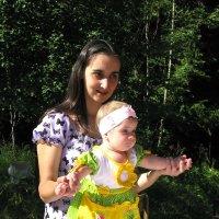 Кате - 1 год :: Татьяна Георгиевна
