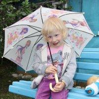 Любимая внучка :: Андрей