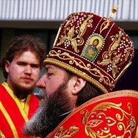 Портрет в профиль :: Алексей Golovchenko