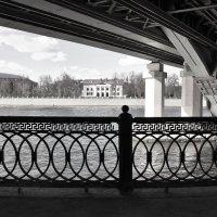 Под мостом :: Людмила Быстрова