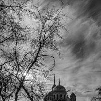 По старым улицам Екатеринбурга... (BW) :: Pavel Kravchenko