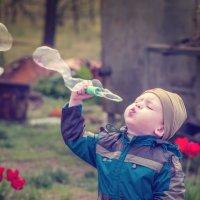 Мыльные пузыри :: Наталья Жекова