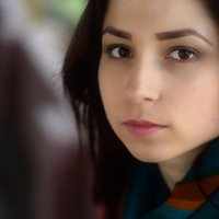 Красивая девушка :: Никита Ромашков