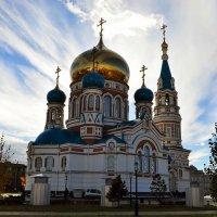 Успенский Кафедральный собор :: vg154