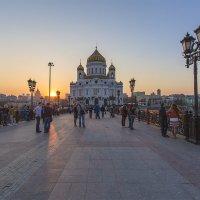 Теплым вечером :: Андрей Шаронов