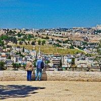 Иерусалим как на ладони... :: Alex S.
