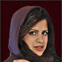 Портрет йеменской девушки :: Shmual Hava Retro