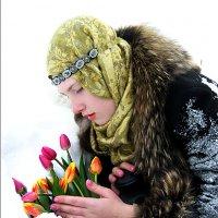 """Фотопроект """"Шёпот весны"""" :: Mарина Еловская"""