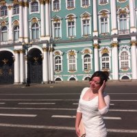 Дворцовая :: Тати Никитина