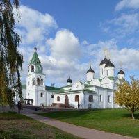 Спасский монастырь. Муром :: Владимир Клюев