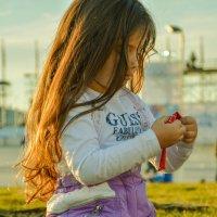 ребенок :: Елена Дербенева