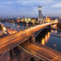Краснохолмский мост. :: Георгий Ланчевский