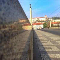 На мосту :: Ирина Егорова