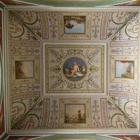 потолок эрмитажа 2 :: Михаил Горохов