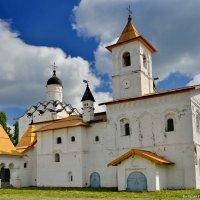 Церьковь Покрова Пресвятой Богородицы. Троицкий монастырь :: Виталий Половинко