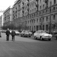 московское такси :: aleksandr Крылов