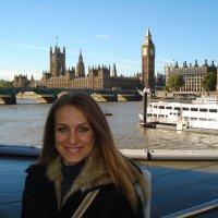 Сеструля в Лондоне :: Виктория Бэннэтт