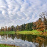 Осень в Павловске :: Сергей Григорьев