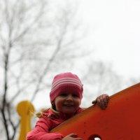 Детская площадка :: Дмитрий Арсеньев
